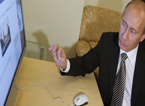 Vlademir Putin: İnternet bir CIA projesi