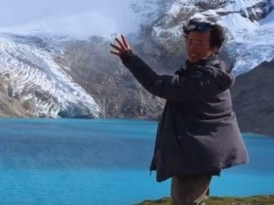 Ünlü fenomen buzul tırmanışında hayatını kaybetti