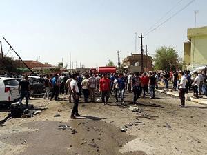 Irak'ta şiddet tırmanıyor