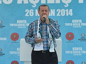 Erdoğan: Adayımız ilk turda cumhurbaşkanı olsun