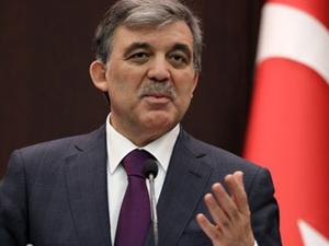 Abdullah Gül'den Haşim Kılıç'ın sözlerine tavır