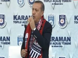 Başkan Erdoğan: Adayımız herkesin ittifak edeceği bir isim