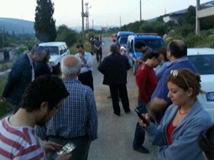 Tapelerdeki Urla villalarına dava açan avukatlara göz hapsi