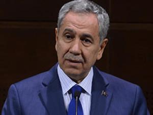 Mısır'daki idam kararlarına Bülent Arınç'tan tepki!