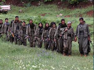 BDP'liler Rojava hendeklerini protesto ettiler