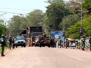 Orta Afrika Cumhuriyeti'nde doktorlara saldırı