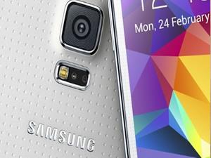 Galaxy S5'te kamera sorunu!
