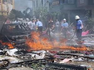 Şanlurfa'da patlama yaşandı