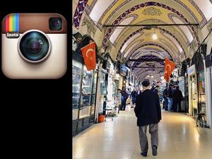 Instagram sanatçıları İstanbul'u fotoğrafladı