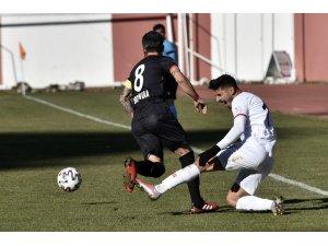 2.lig: Gümüşhanespor: 2 - Kahramanmaraşspor: 3