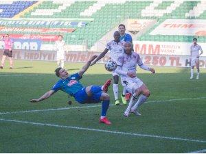 Süper Lig: Çaykur Rizespor: 1 - Gençlerbirliği: 1 (Maç sonucu)