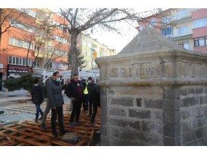 Niğde Belediye Başkanı Özdemir çalışmalarını sürdürüyor