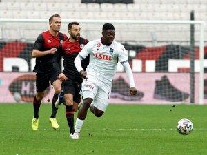 Süper Lig: Fatih Karagümrük: 0 - Trabzonspor: 0 (Maç devam ediyor)