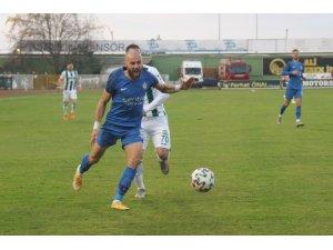 TFF 1. Lig: Giresunspor: 0 - Tuzlaspor: 0 (İlk yarı)