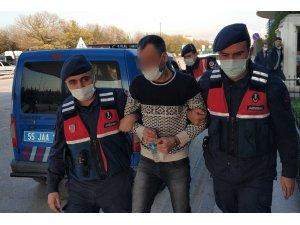 8 yıl 4 ay hapis cezası bulunan şahıs yakalandı