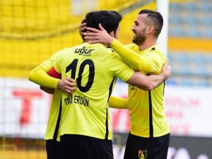 TFF 1. Lig: İstanbulspor: 5 - Ankaraspor: 3