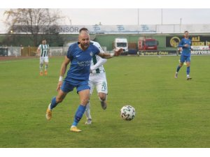 TFF 1. Lig: Giresunspor: 3 - Tuzlaspor: 0
