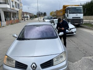 Düzce'de araç ile market alışverişi pahalıya patladı