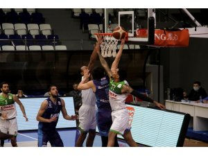 ING Basketbol Süper Ligi: Lokman Hekim Fethiye Belediyespor: 100 - HDI Sigorta Afyon Belediyespor: 89