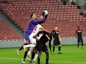 TFF 1. Lig: Samsunspor: 2 - Adanaspor: 1