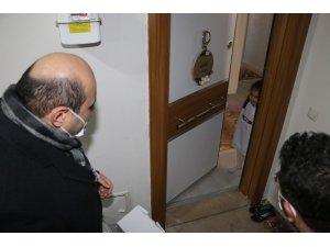 Küçük Zeynep'e Başkan Orhan Sürprizi