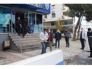 Söke'de 5 ayrı hırsızlık olayına karışan 7 şahıs yakalandı