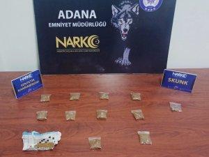 """Adana'da 19 """"torbacı"""" tutuklandı"""