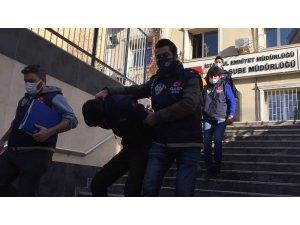 Bankadan çıkan adamı gasp etmeye çalışan çete üyeleri yakalandı