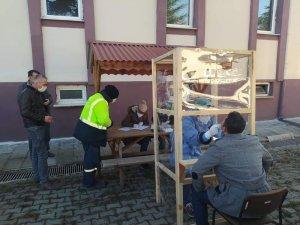 Kastamonu'da kamu kurumlarında 7 Covid-19 vakası