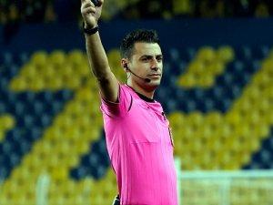 Denizlispor-Kayserispor maçını Ali Şansalan yönetecek