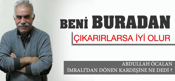 Abdullah Öcalan HDP heyeti ile görüştü