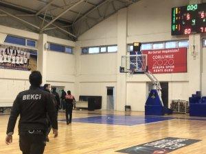 Olaylı Mersin maçının ÇBSK'ya faturası 4 bin 875 TL