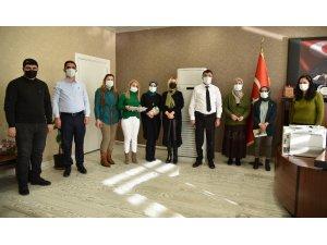 Van'da 'Rahim Ağzı (Serviks) Kanseri Farkındalık Ayı' etkinliği