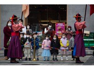 Güney Kore nüfus alarm veriyor
