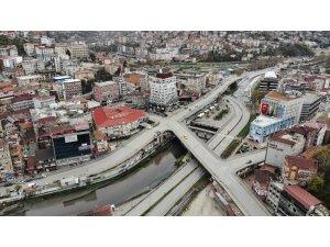 Zonguldak'ta 80 saate 120 kişiye ceza