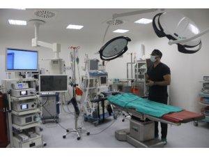 Erciş'te laparoskopik ameliyatlar yapılmaya başlandı