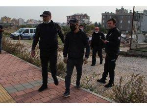 Antalya'da güpegündüz kablo hırsızlığı pes dedirtti
