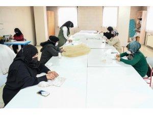 Büyükşehirden mülteci kadınların istihdamına tam destek