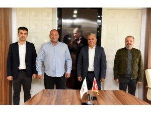 Muratpaşa Belediyespor Kadın Hentbol Takımı Kadir Ayar'a emanet