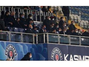 Fenerbahçe'de yönetim tam kadro