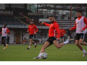 Hatayspor, Gençlerbirliği maçının hazırlıklarını başladı