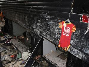 GS Store'a saldıran 13 kişiye tutuklama emri çıkartıldı!