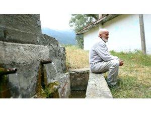 Akdağ'ın çeşmeleri yetim kaldı: 30 yılda 17 çeşme yapmıştı