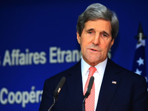 ABD Dışişleri Bakanı John Kerry'den İsrail'e destek