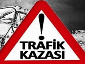 Antalya'da trafik kazası!