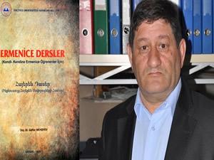 Türkiye'nin ilk Ermenice ders kitabı yayımlandı