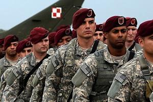 150 Amerikan askeri Estonya'da