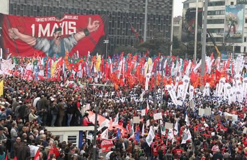 1 Mayıs'ta Emekçilerin Talepleri Taksim'de!