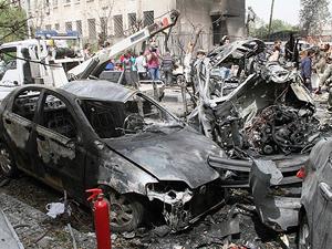 Suriye'de bombalı araç saldırısı!