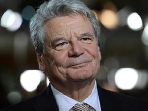 Gauck'dan ODTÜ özrü geldi!